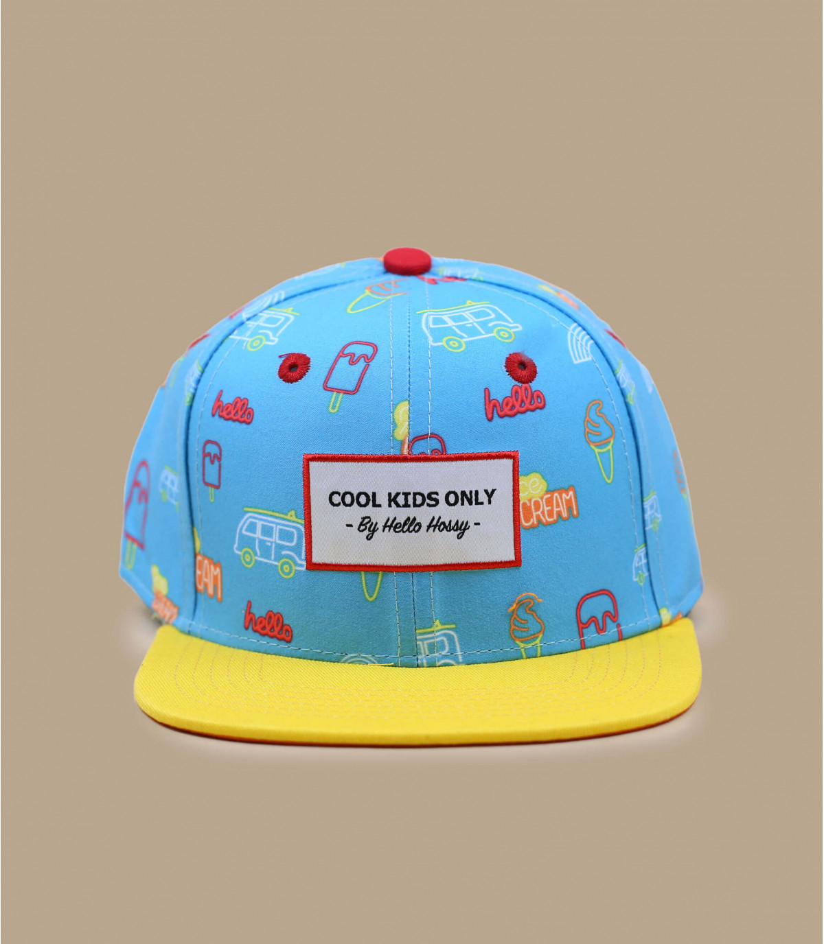 gorra niños Ice Cream