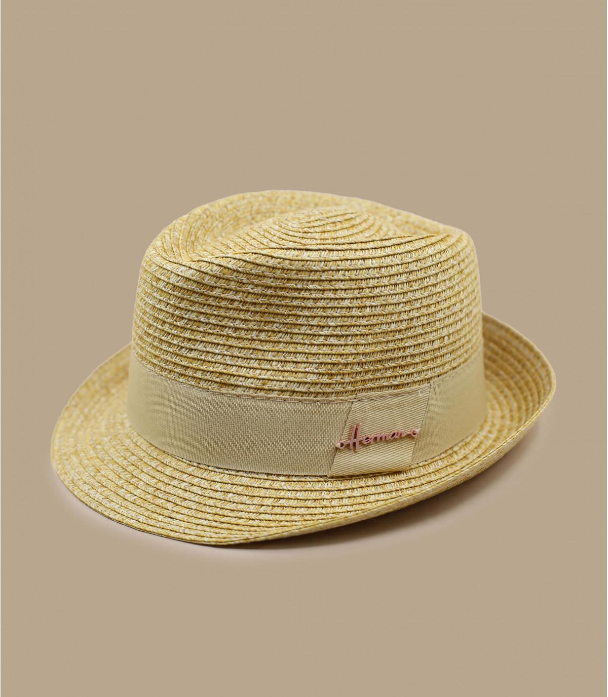 sombrero paja niño