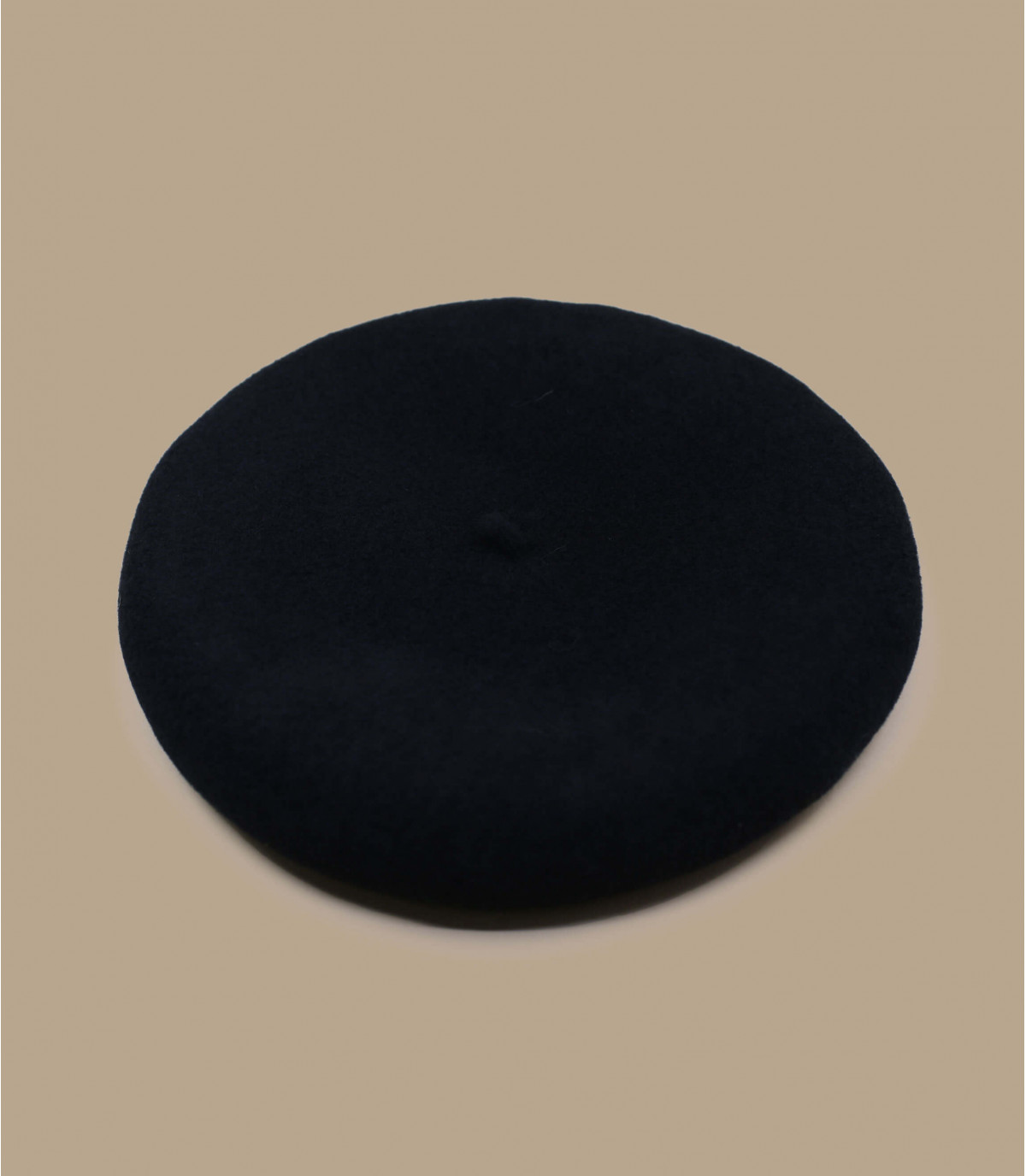 boina cachemira negra