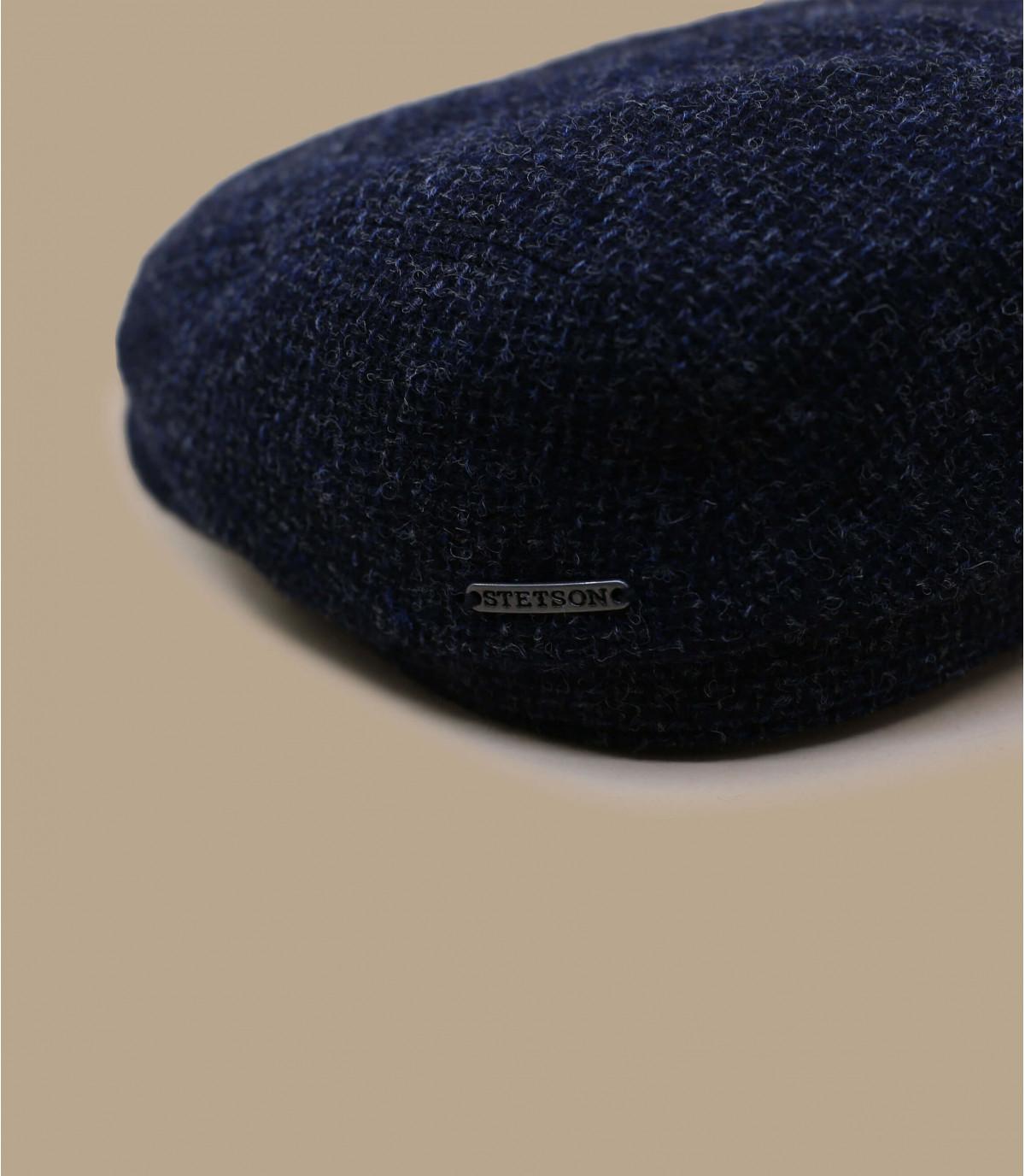 Detalles Driver Cap Wool blue imagen 3