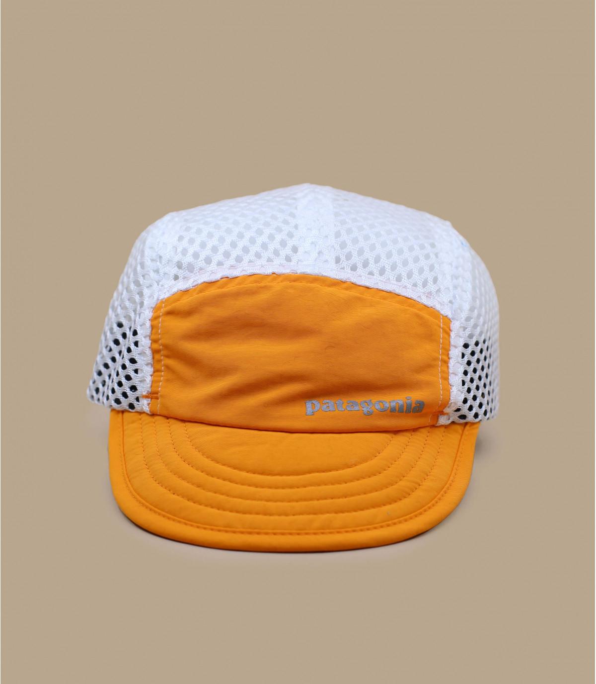 gorra Patagonia naranja
