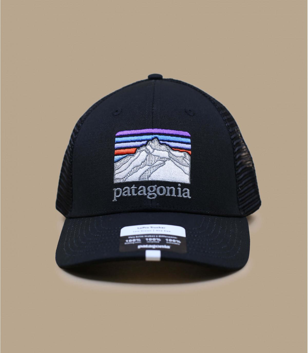 trucker Patagonia negro