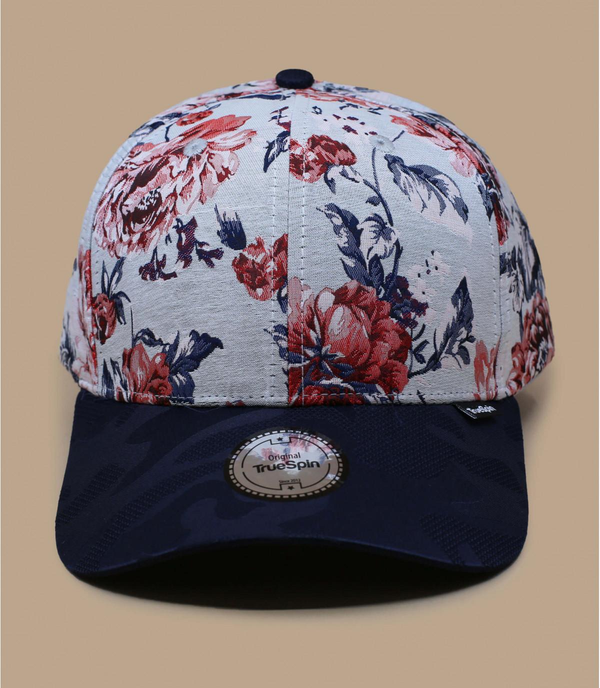 gorra flores camo