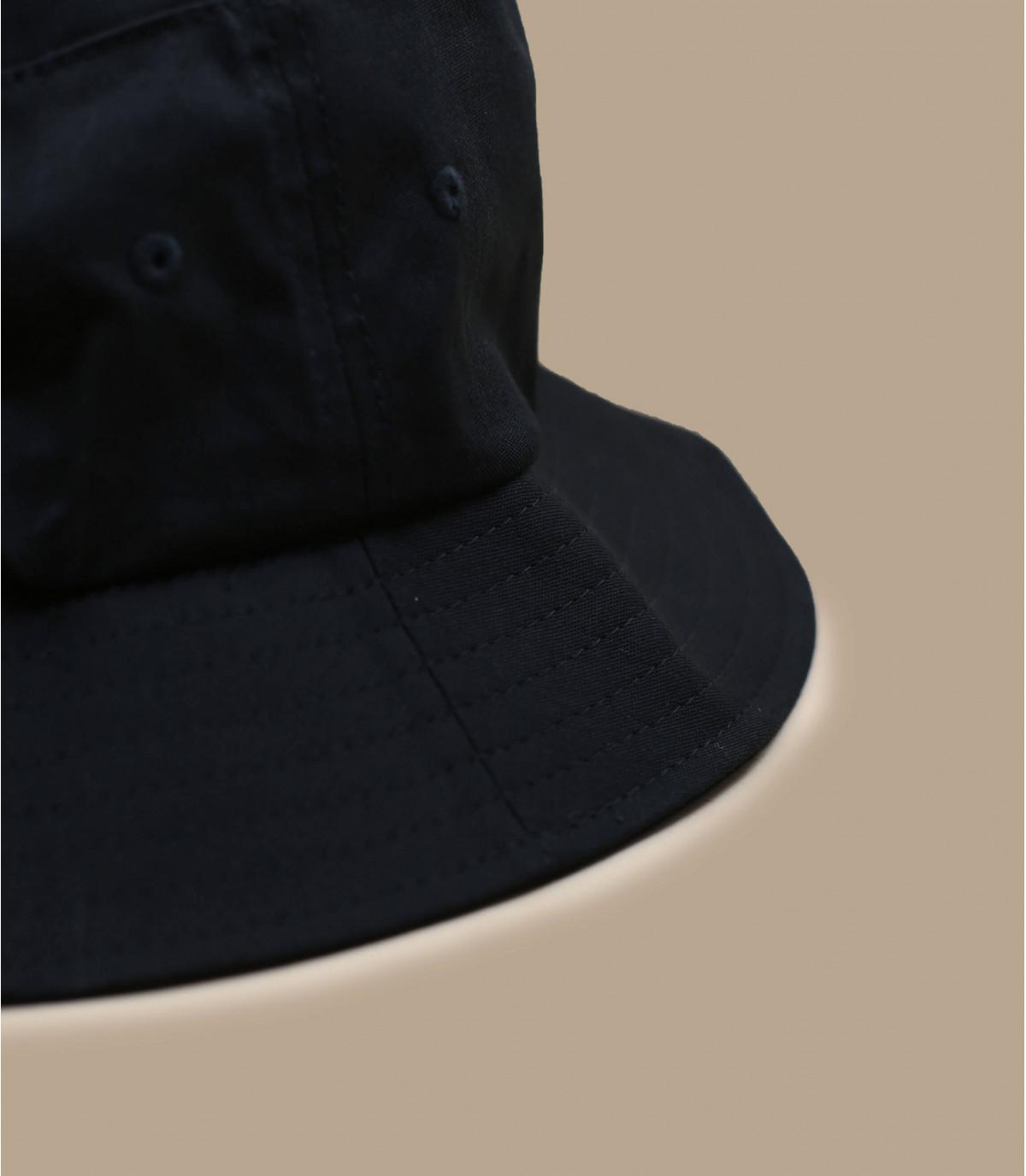 Detalles Bob negro flexfit wm imagen 2