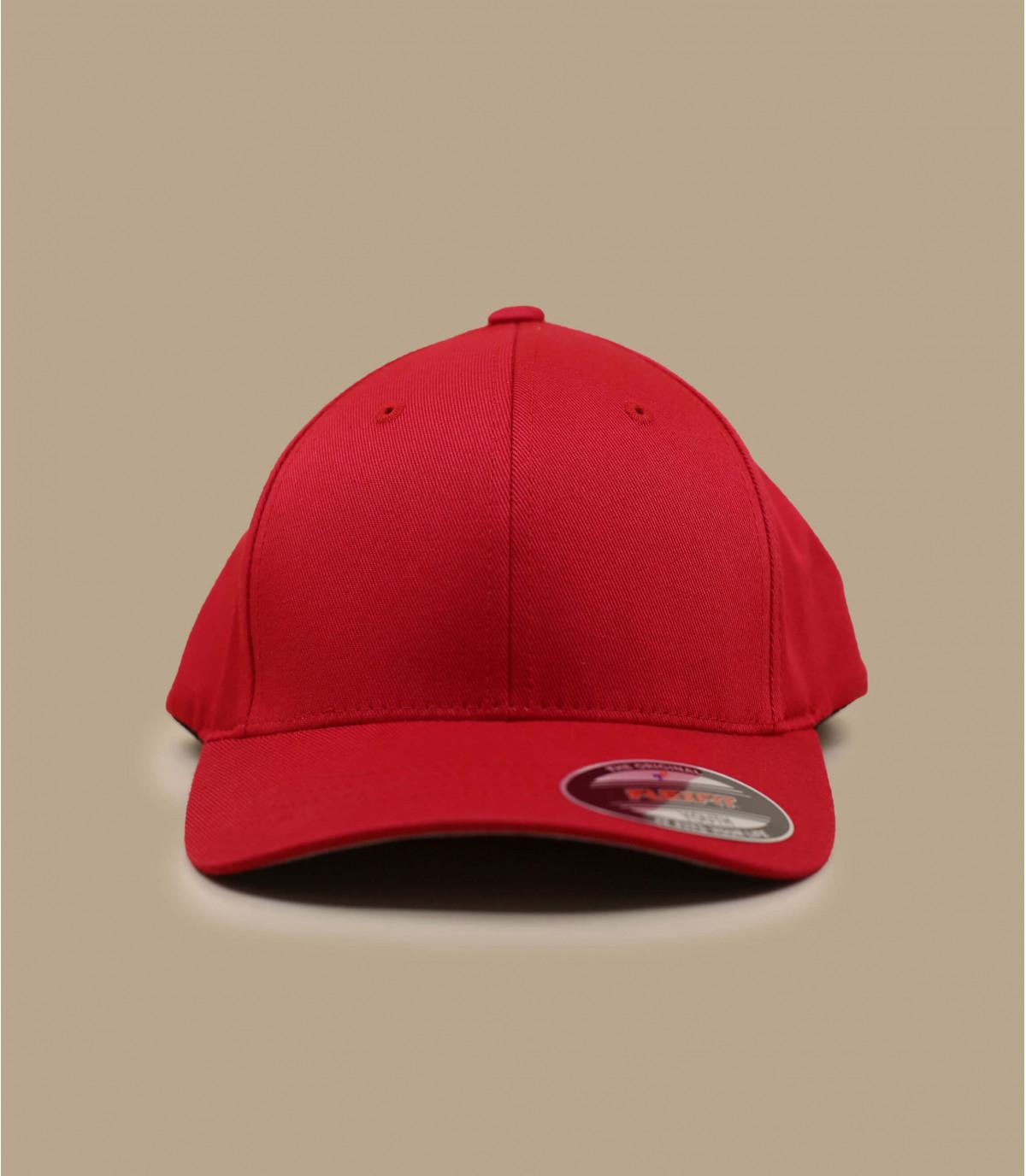 Gorra rojo flexfit kids