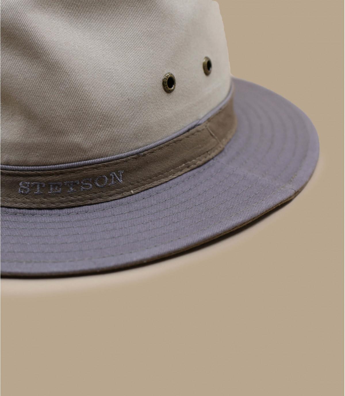 Detalles Traveller Cotton brown beige imagen 2