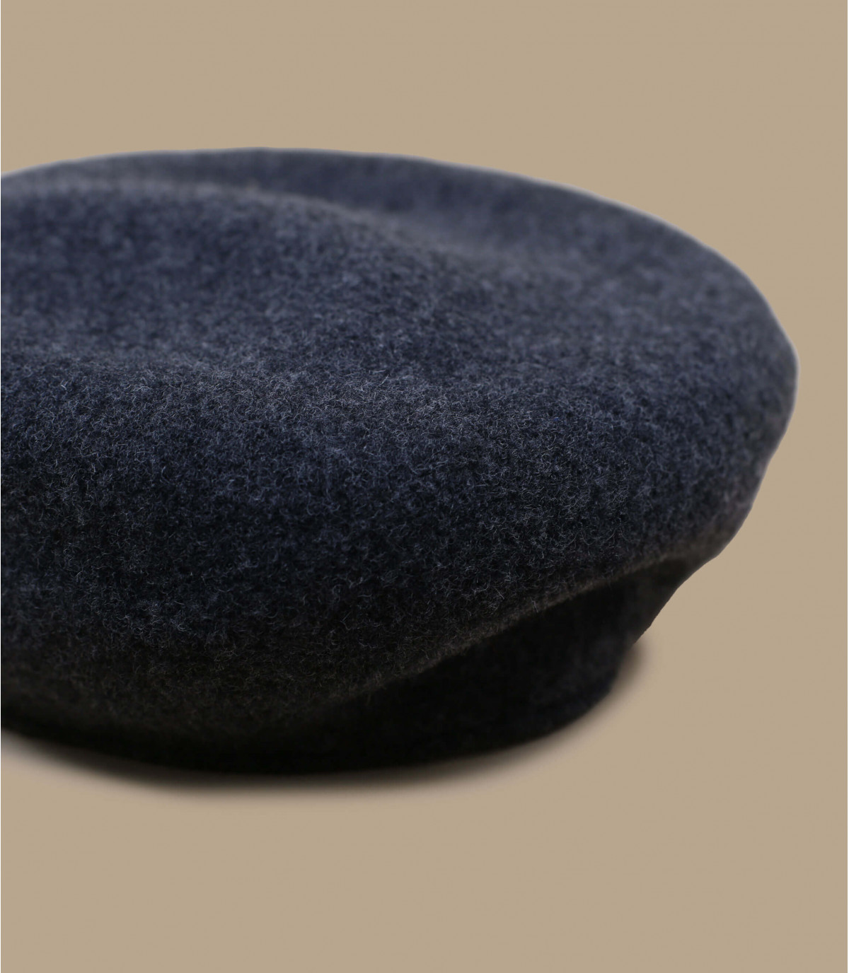 Detalles Boiled Wool cap anthracite imagen 2