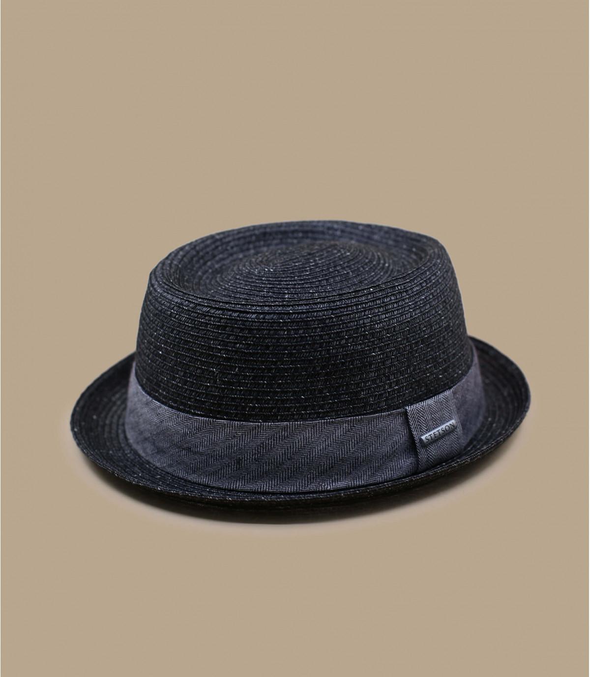 Sombrero verano gris hombre