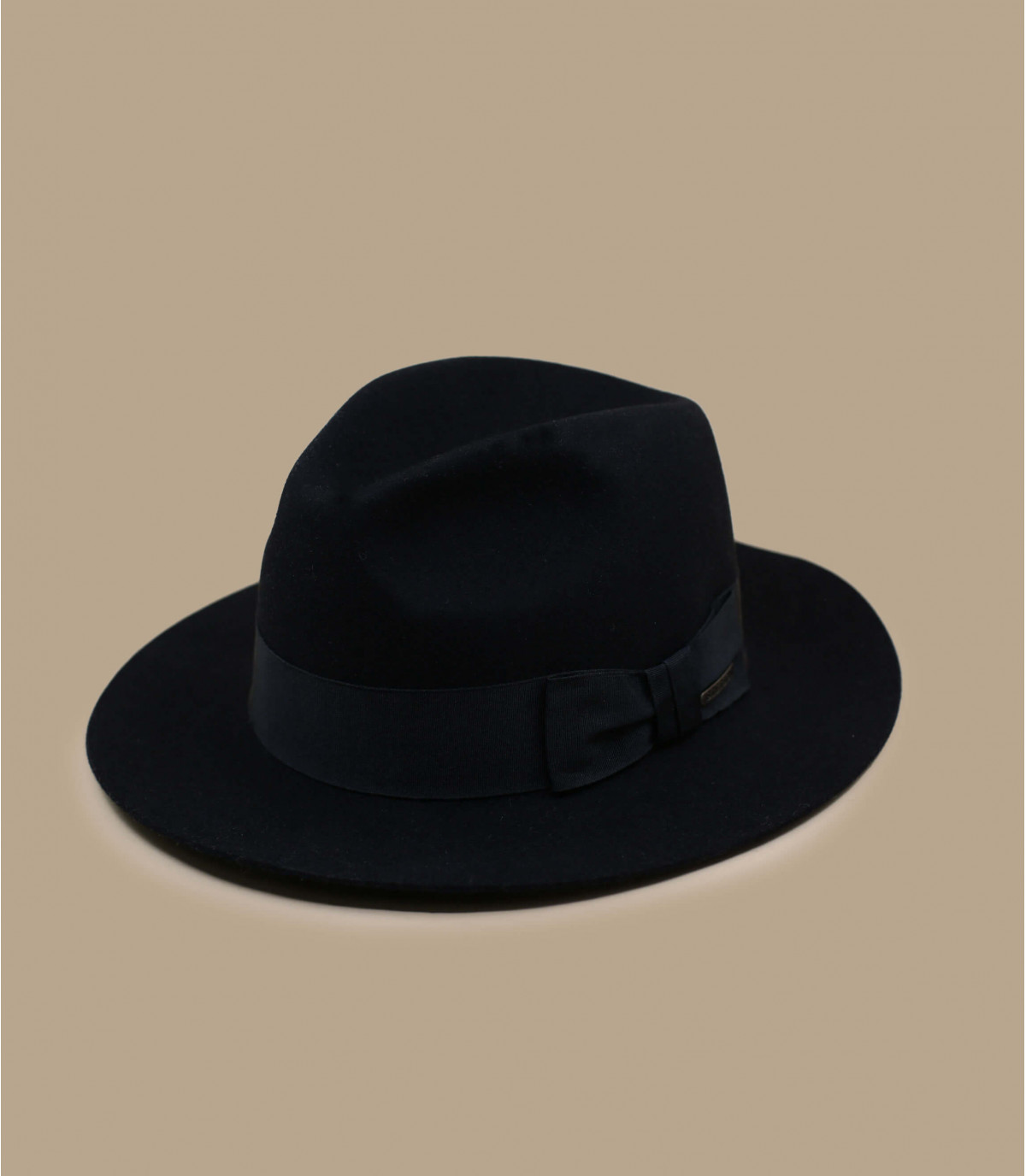 Sombrero mujer Stetson negro