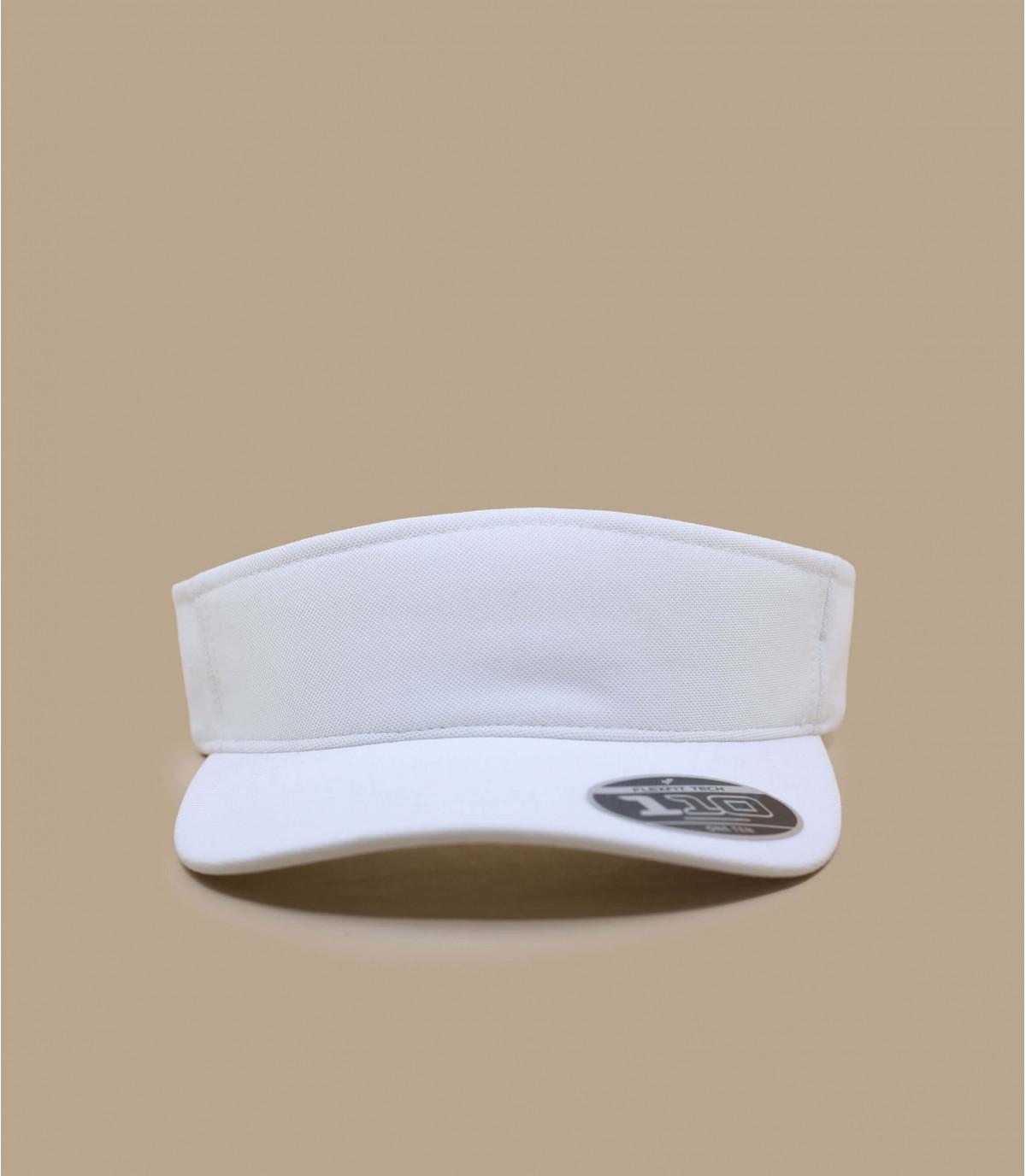 Visiére blanco flexit