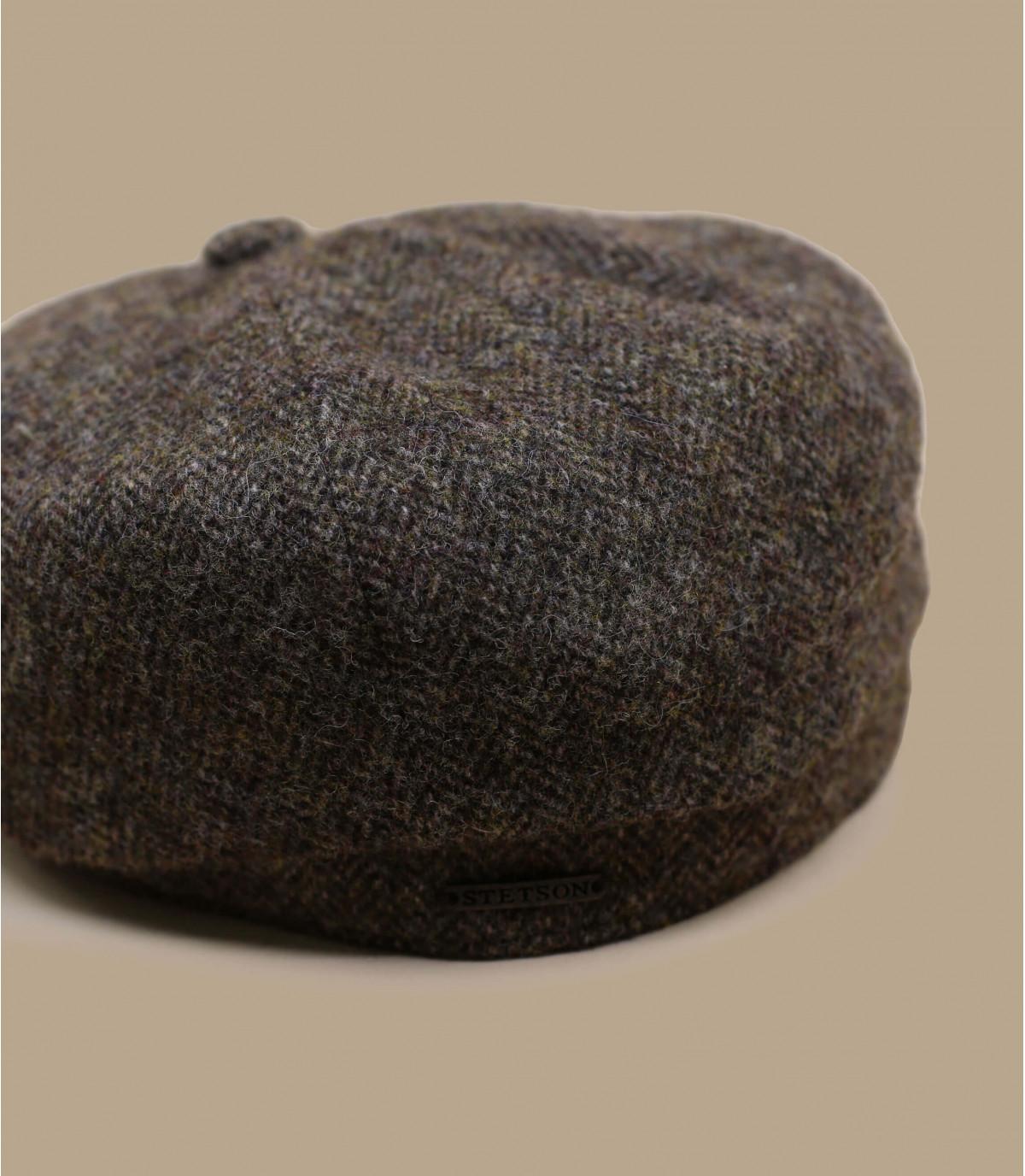 Detalles Hatteras woolrich brown imagen 2