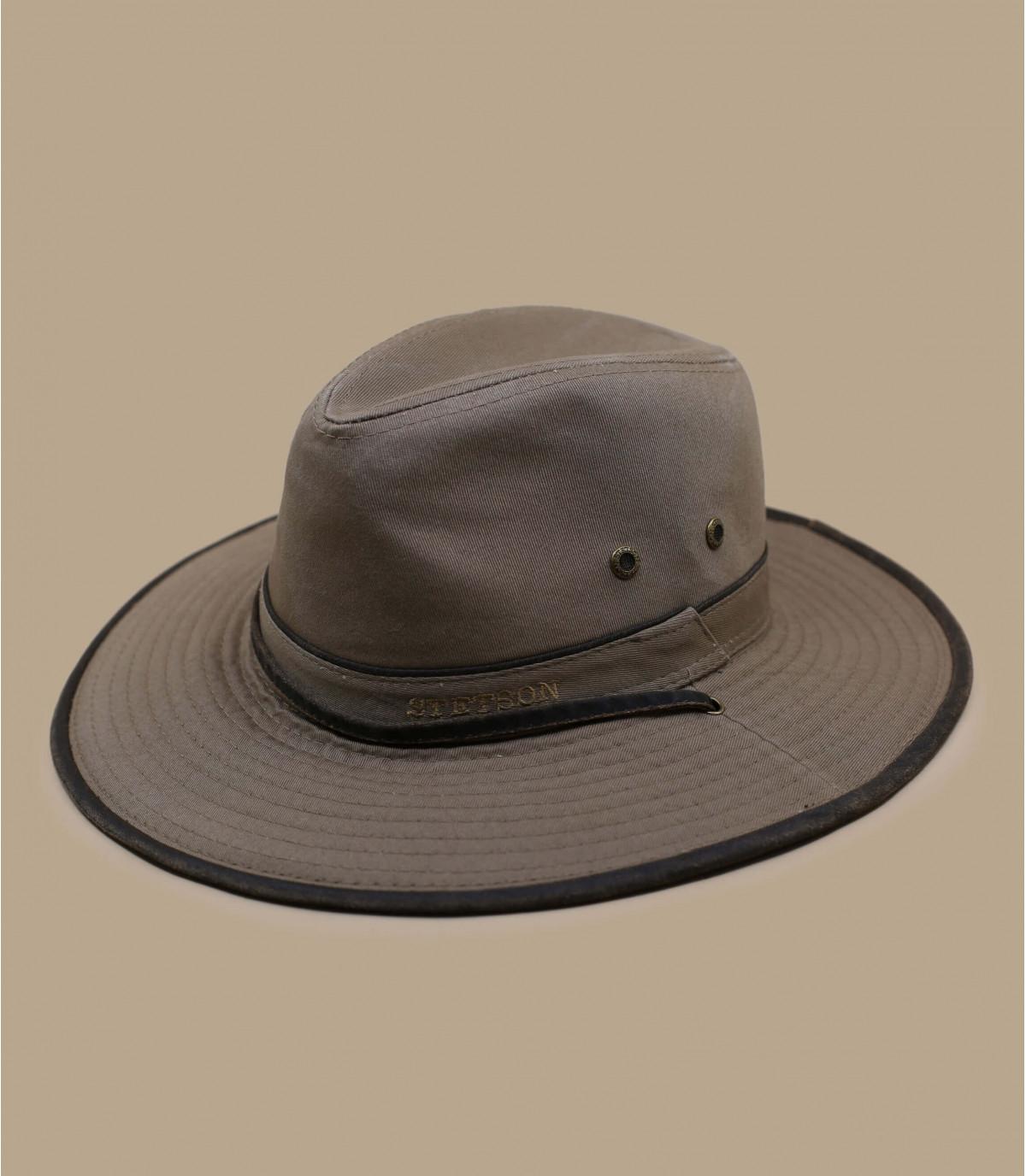 sombrero viaje algodón