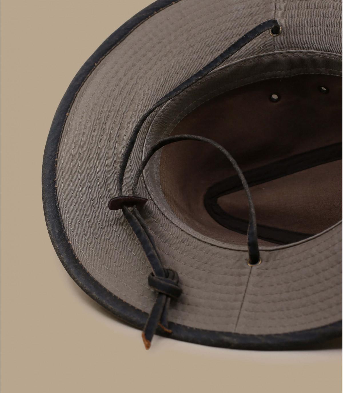 Detalles Traveller Cotton brown imagen 3