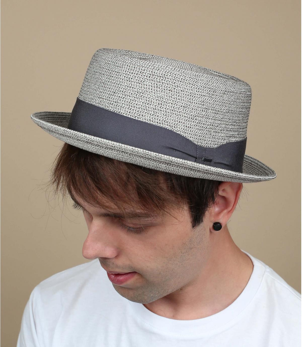 Sombrero trilby hombre