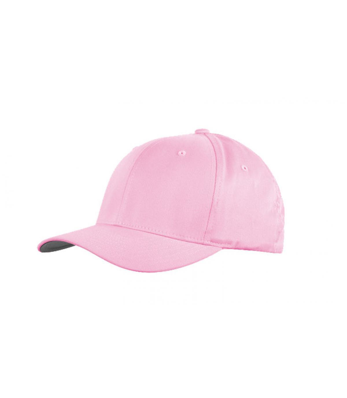 Detalles Flexfit cap pink imagen 2