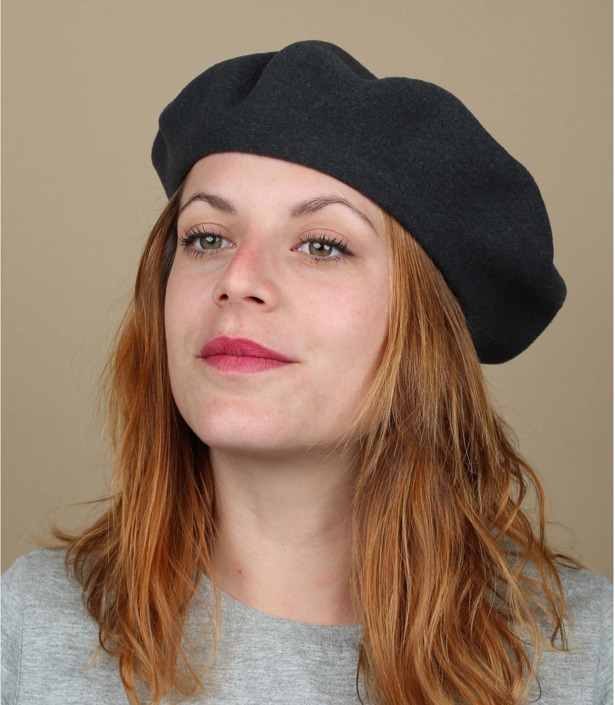 Boina francés mujer