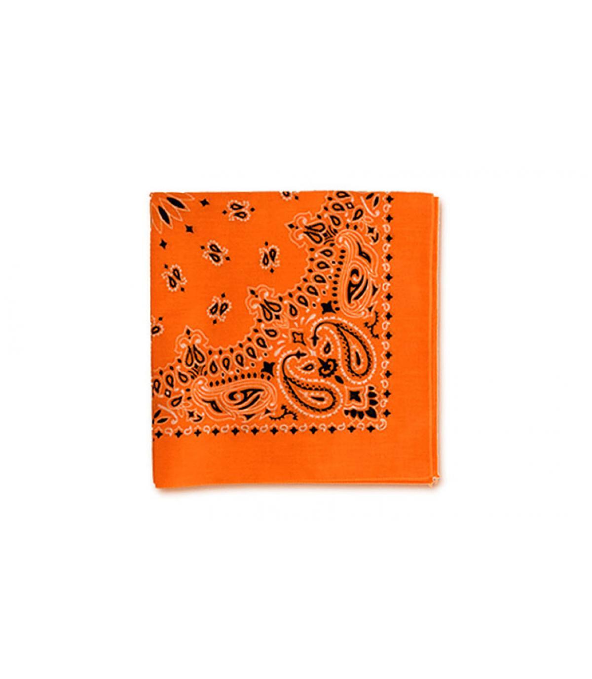 bandana naranja