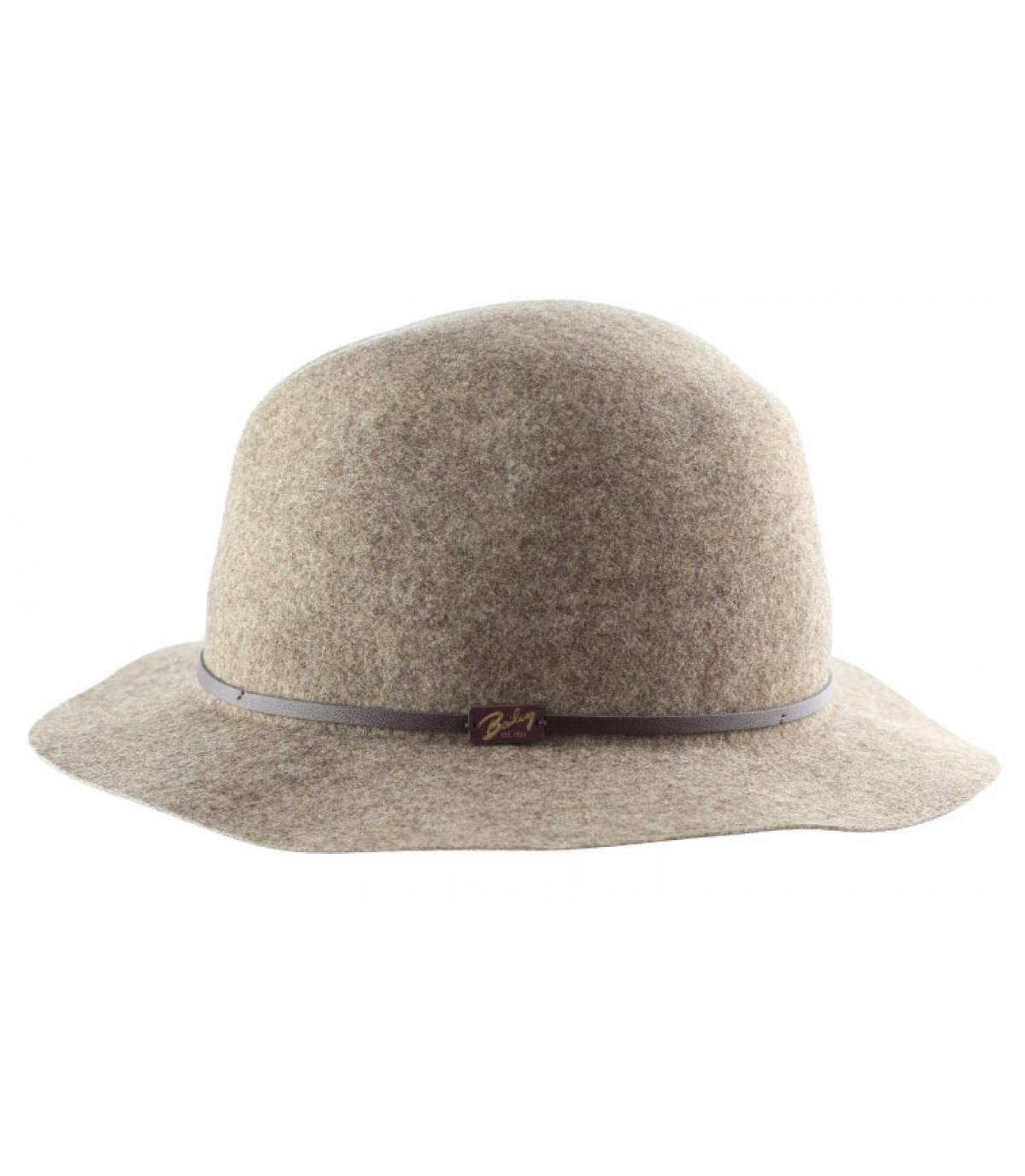 los hombres sombrero de ala flexibles - Jackman dk brown de Bailey ... b6a522b6cb6