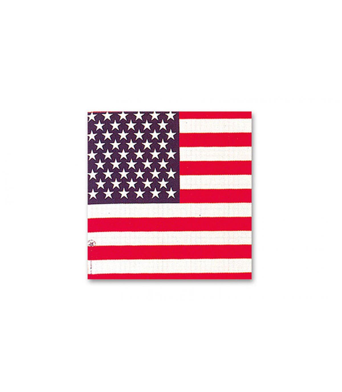 bandana bandera US