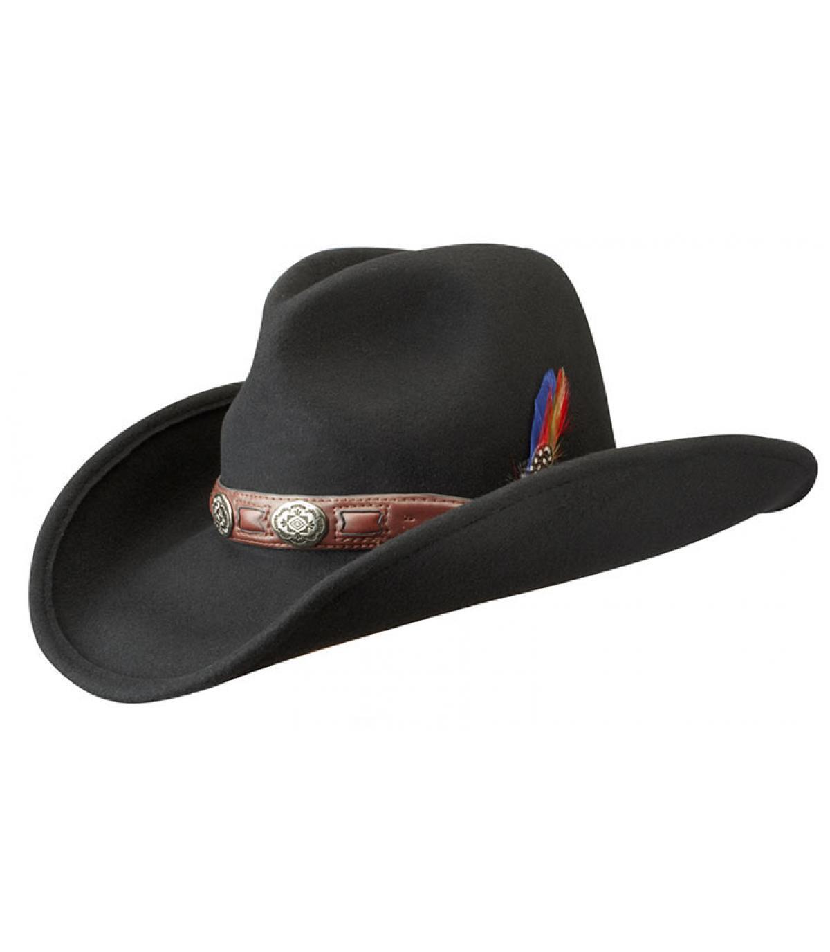 sombrero de vaquero Stetson