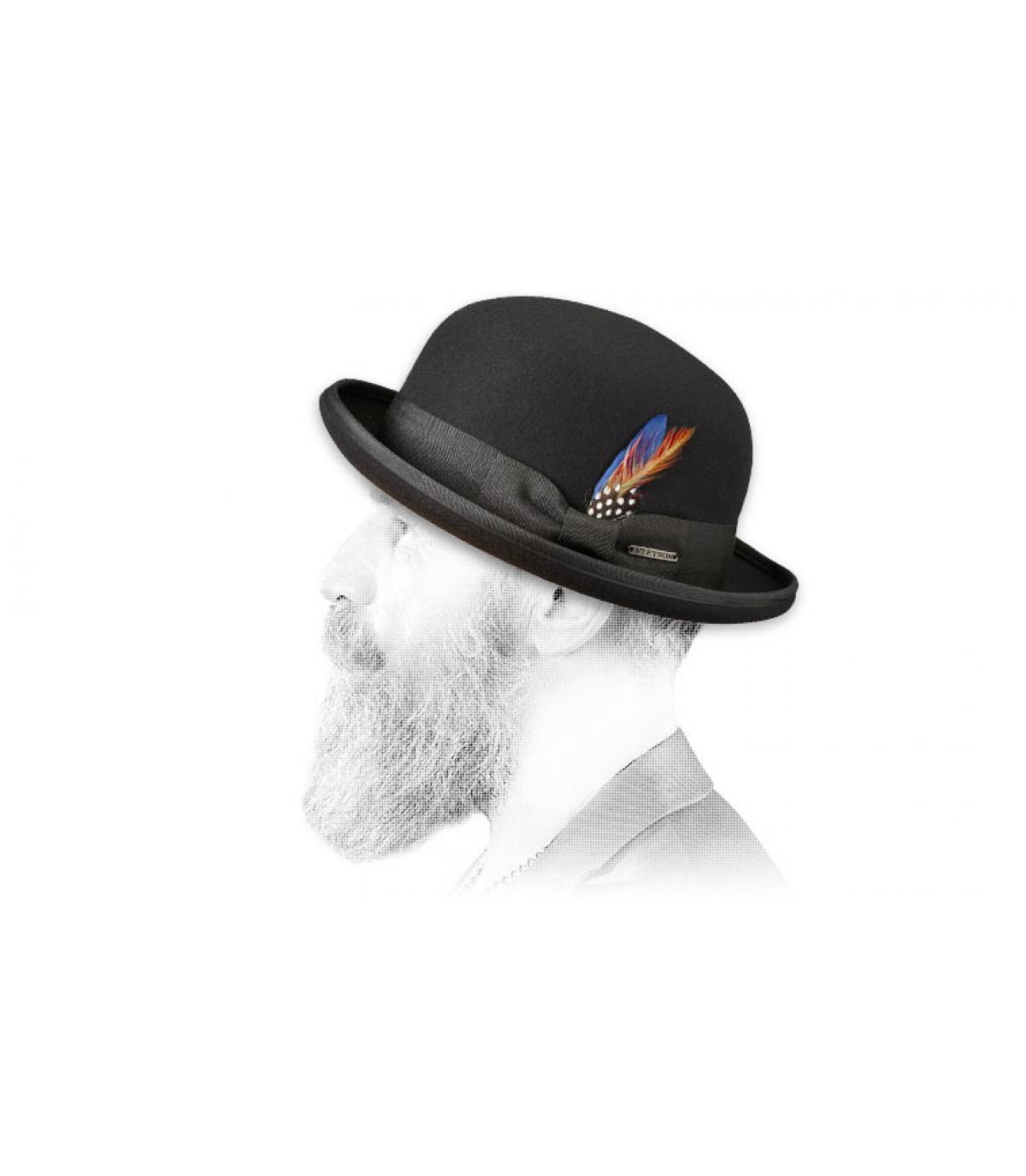 Bowler sombrero Stetson