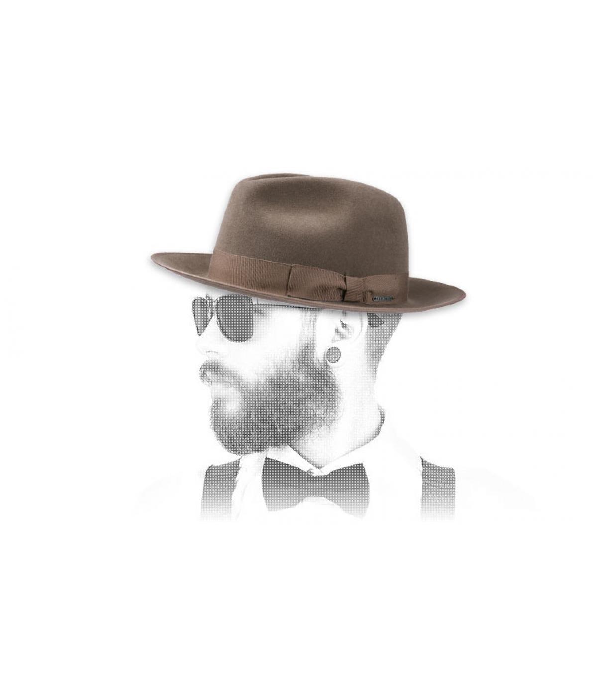 Los sombreros de fieltro Stetson