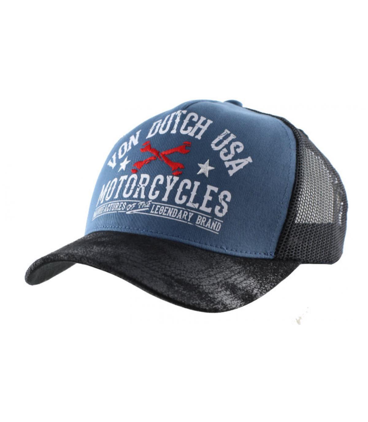 Von Dutch azul gorra.