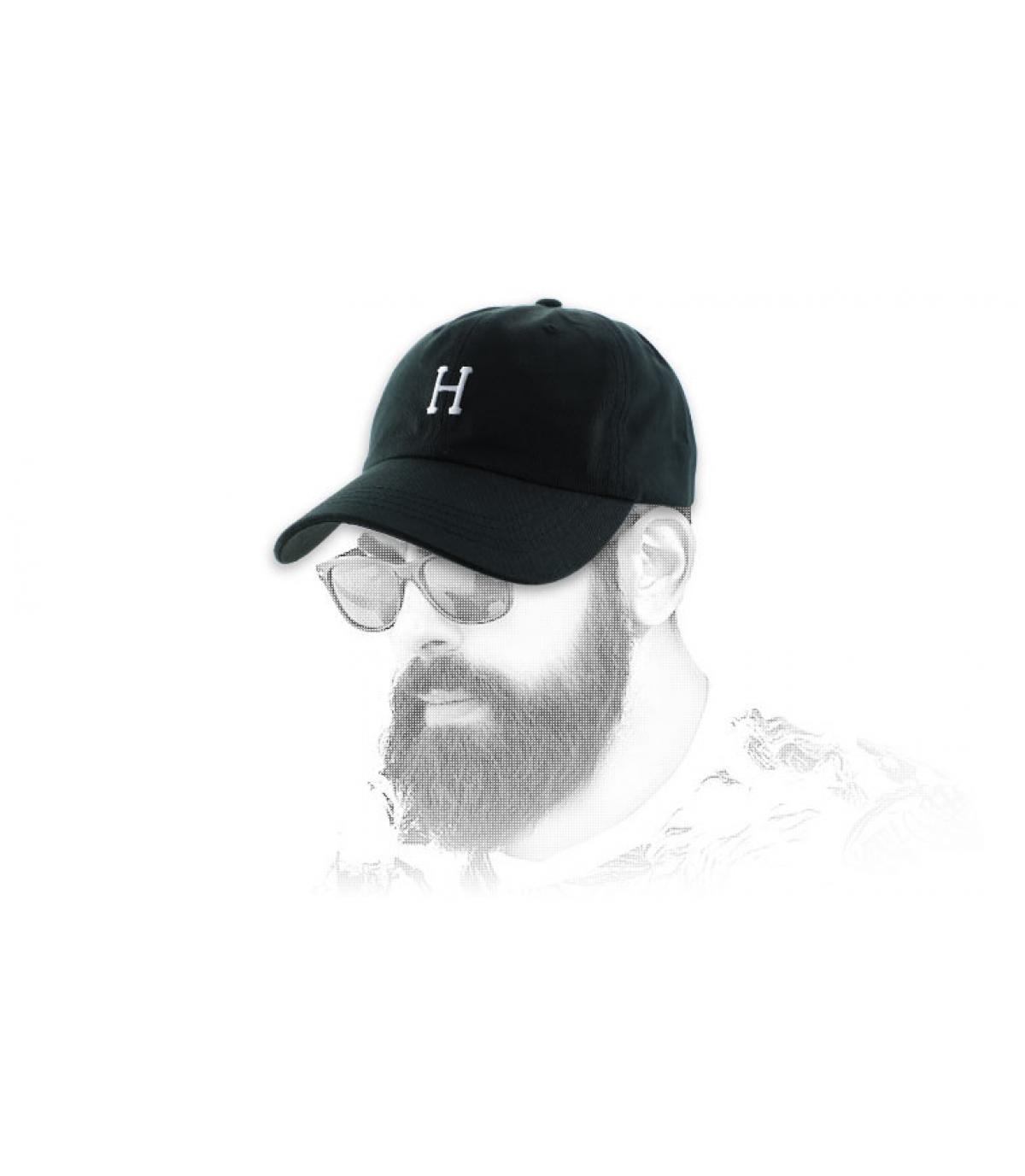 Cap H logo