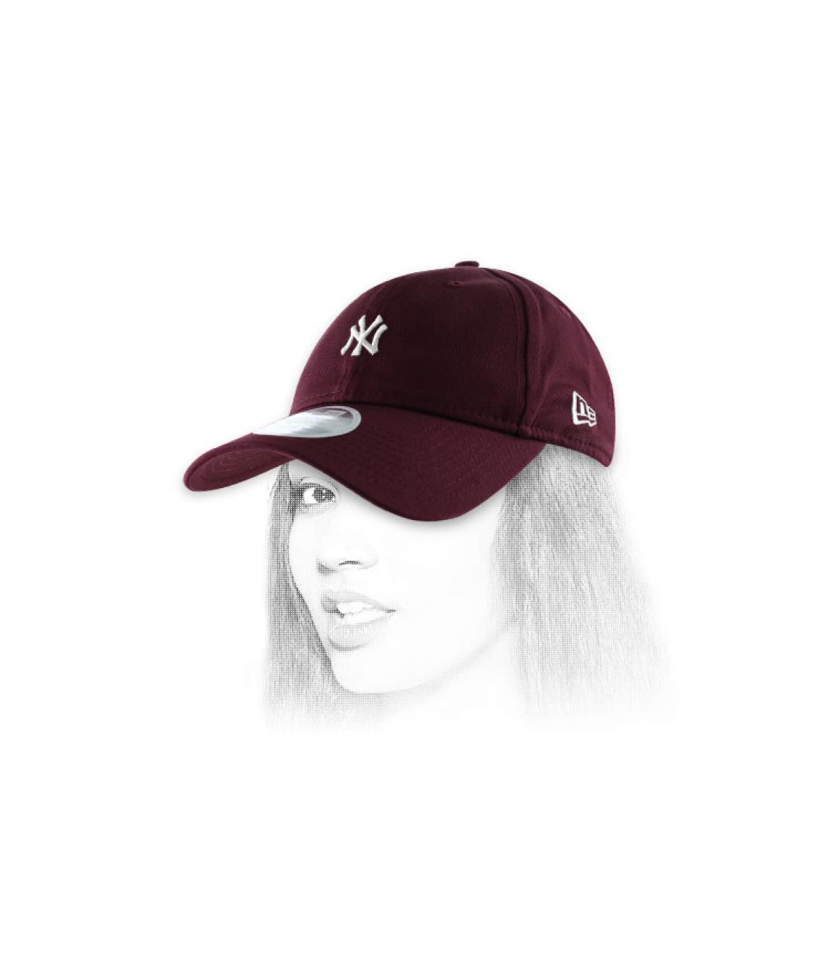 Women NY cap