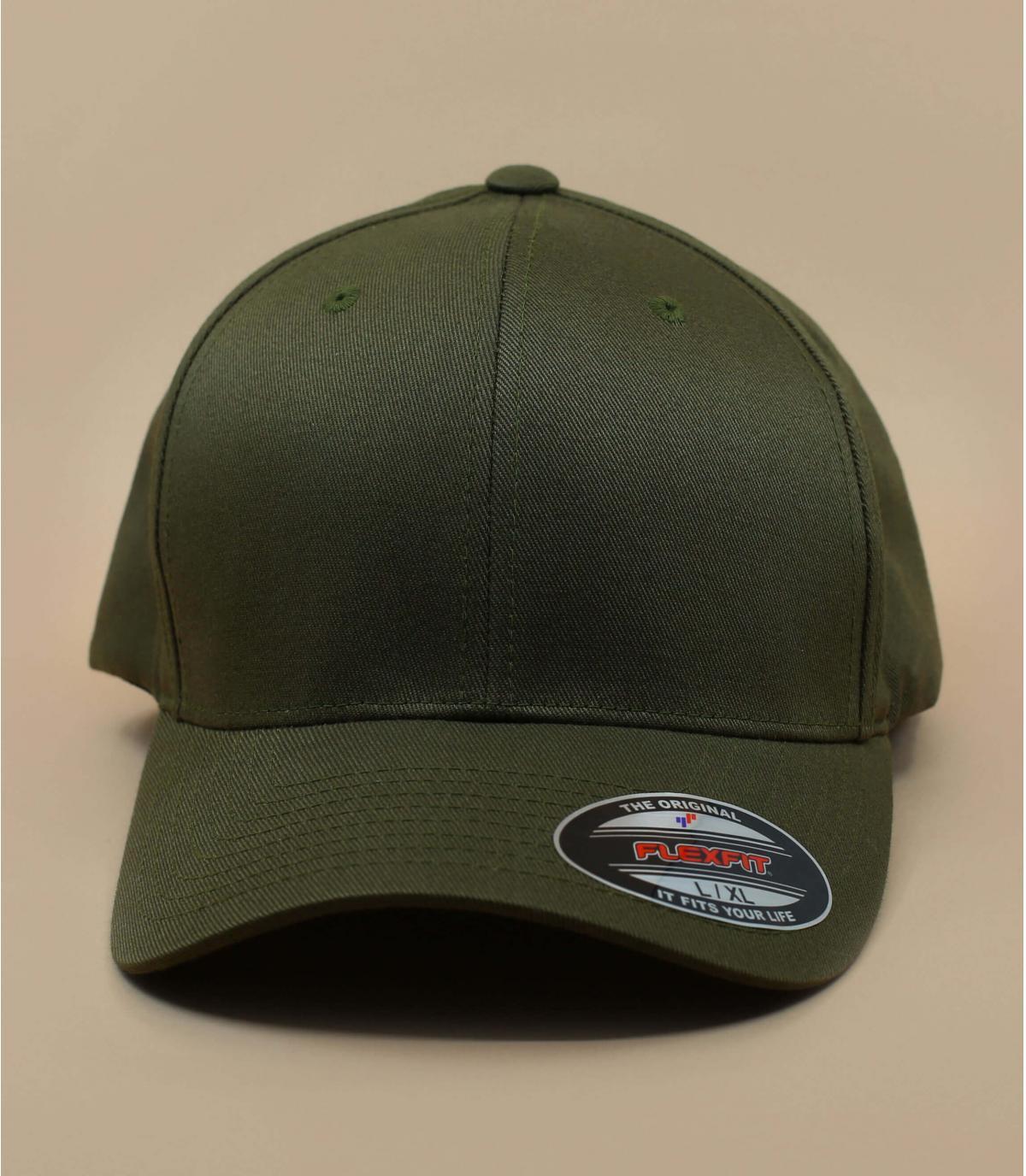 curva de tapa verde oliva