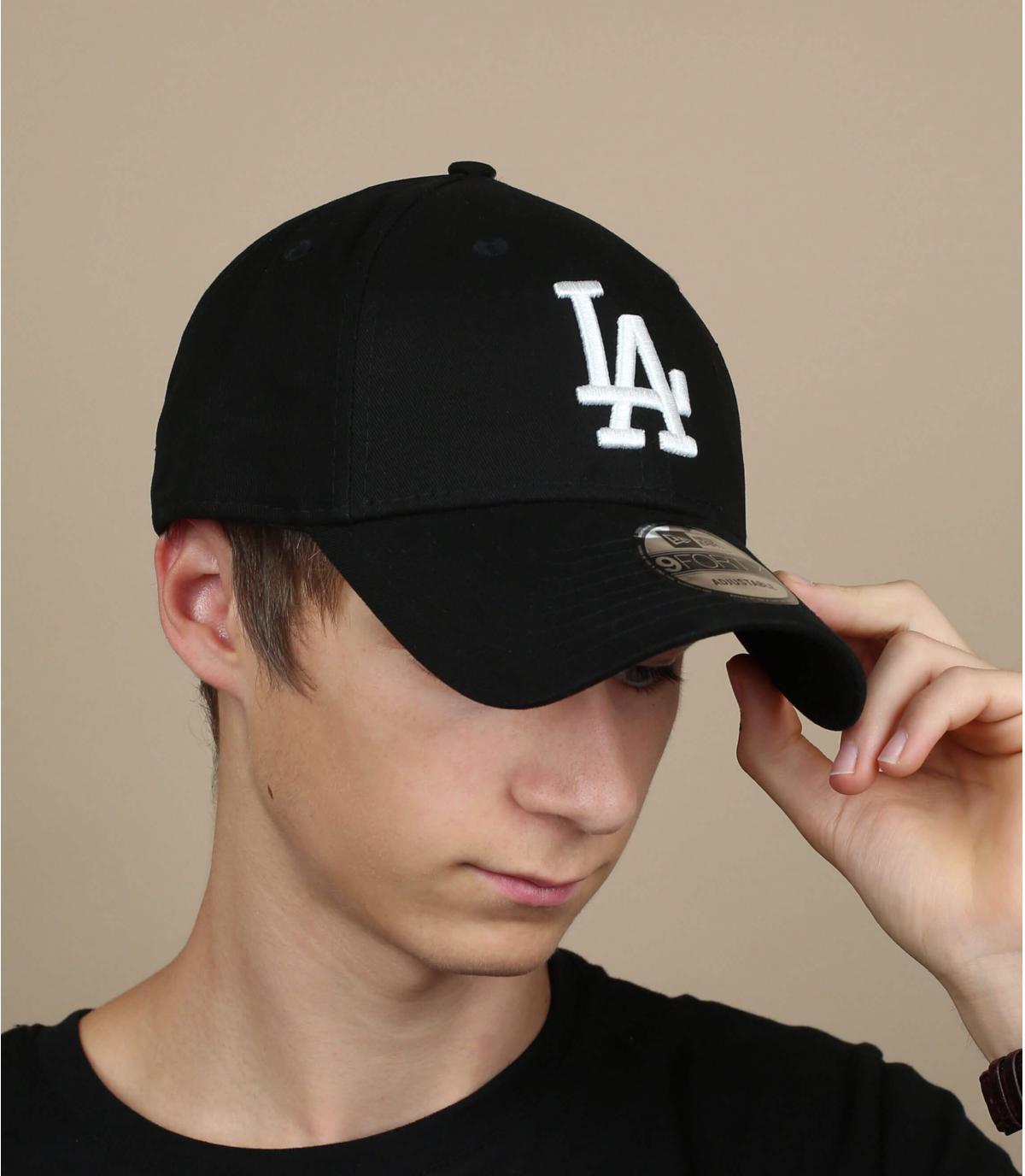 9Fourty sombrero negro LA