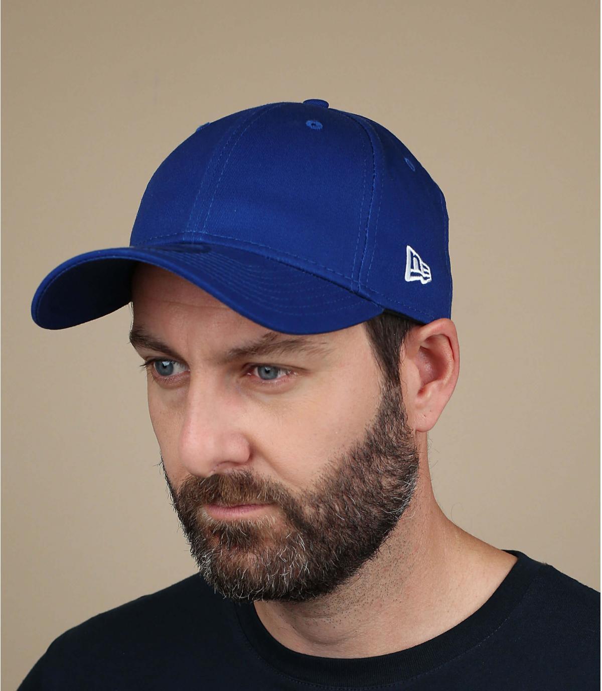azul gorra New Era