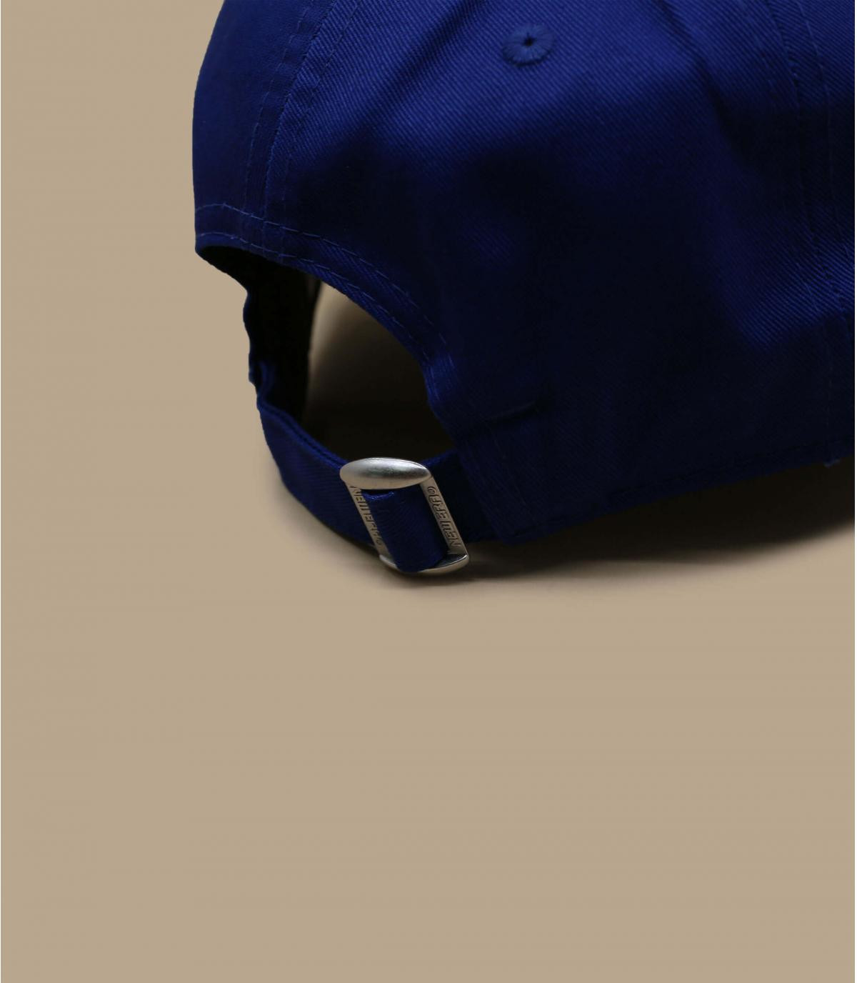 ... azul gorra New Era - Basic Cap royal white New Era imagen 4 ... 78936289b6f