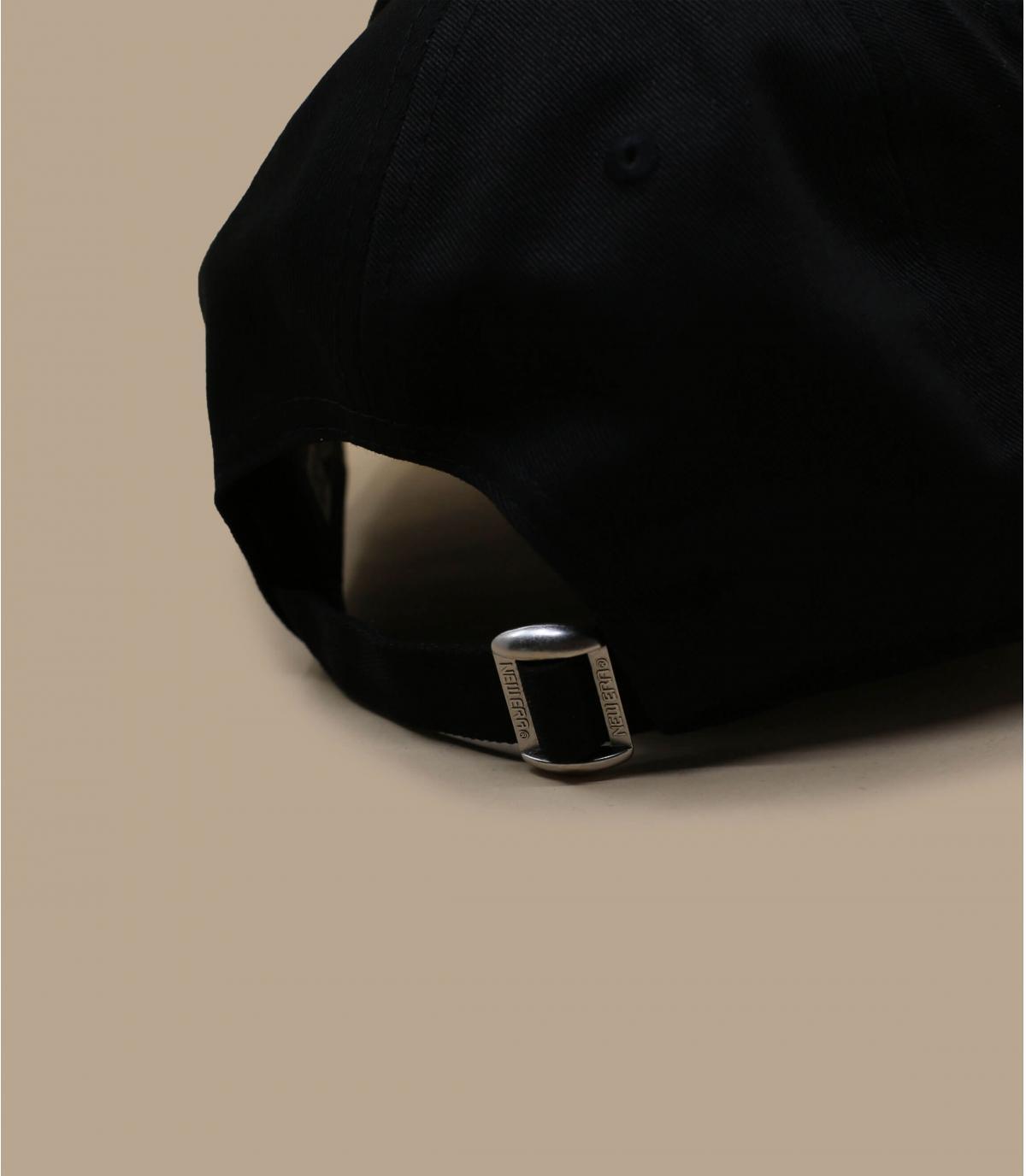 Detalles Basic Cap black white imagen 4