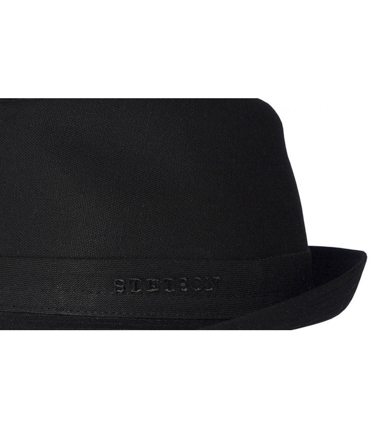 Sombrero trilby stetson