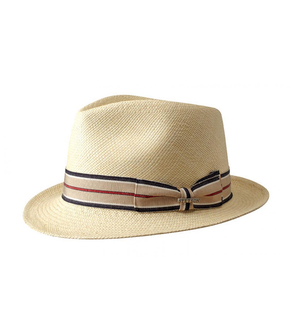 Sombrero paja stetson
