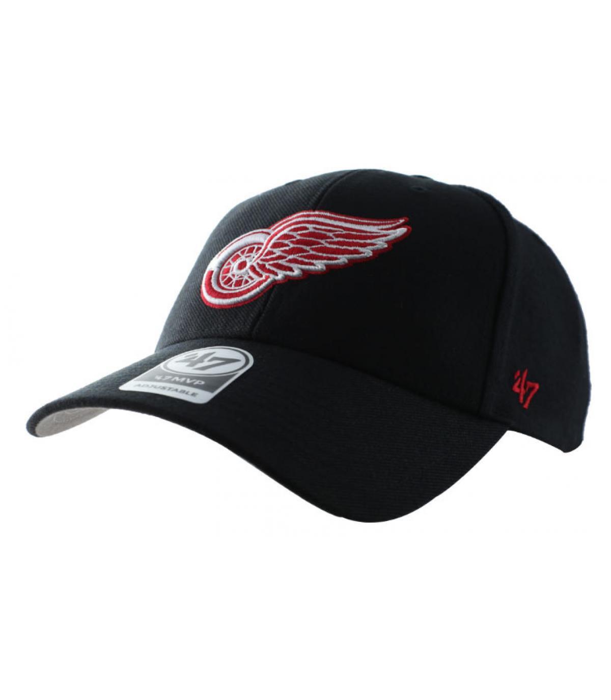 Detalles MVP Detroit Red Wings black imagen 2