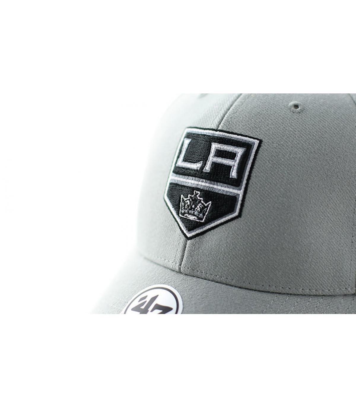 Detalles MVP LA Kings grey imagen 3