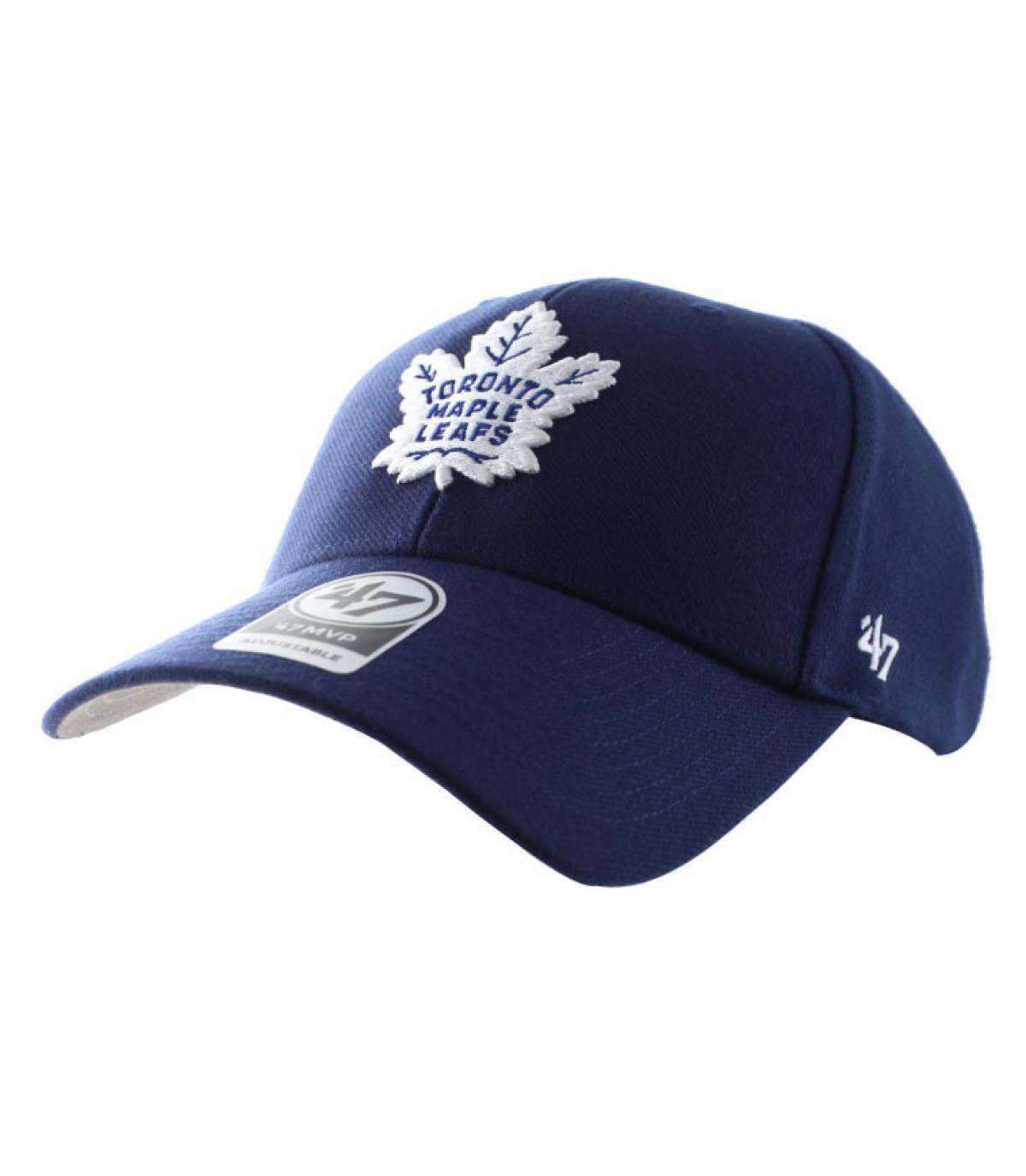 Detalles MVP Toronto Maple Leafs light navy imagen 2