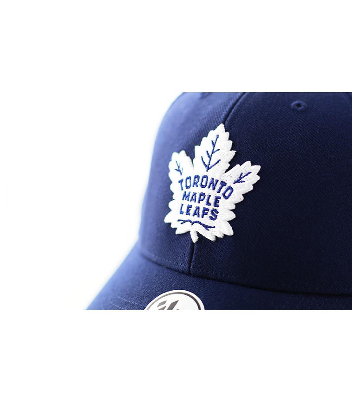 Detalles MVP Toronto Maple Leafs light navy imagen 3