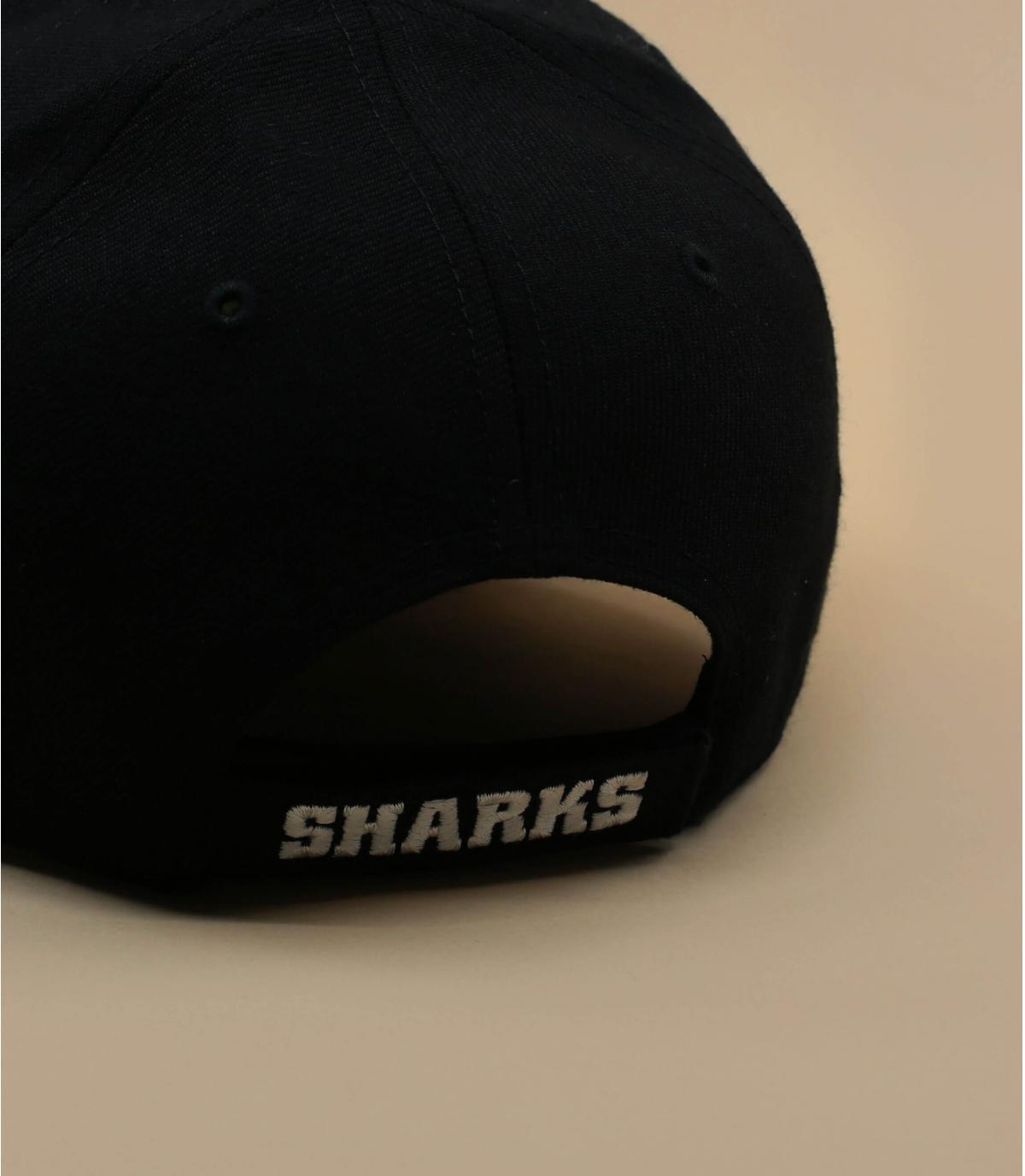 Detalles MVP San Jose Sharks black imagen 5