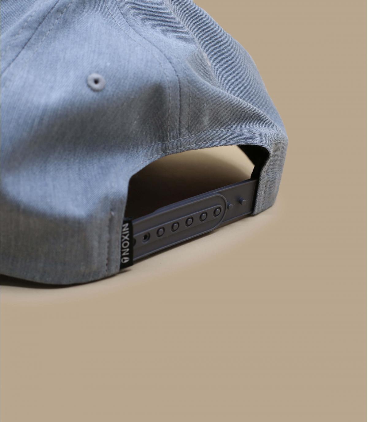 Detalles Lockup heather grey imagen 4