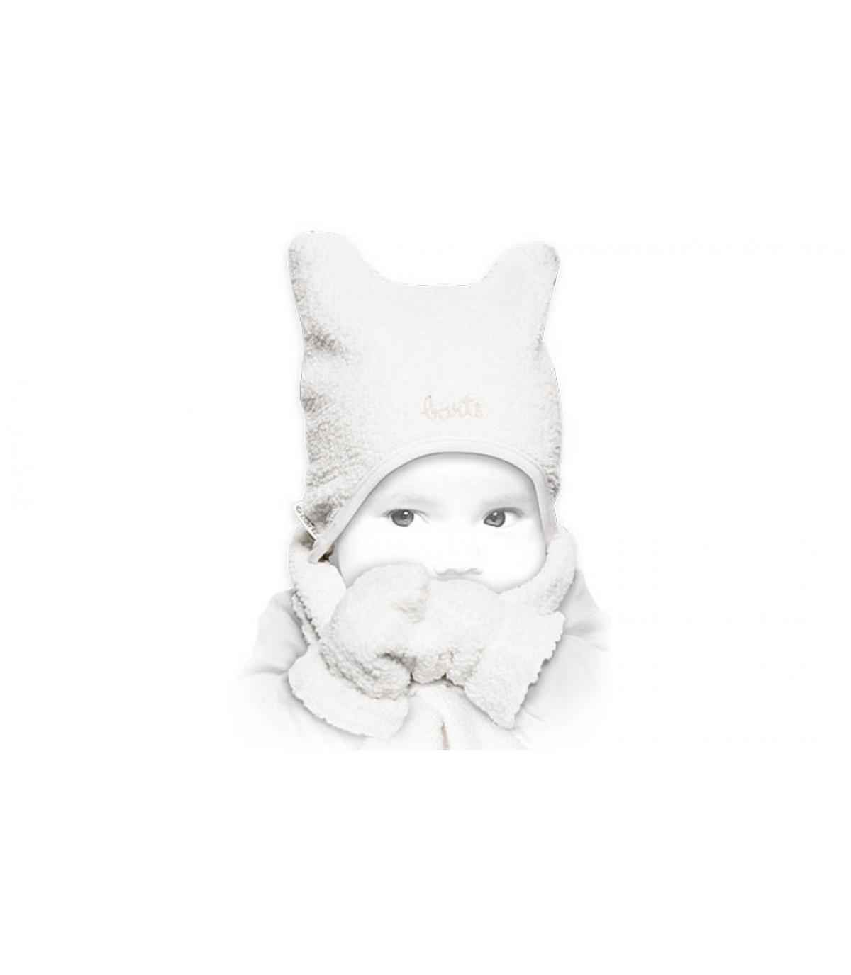 ensemble Gorro Bufanda gant bébé