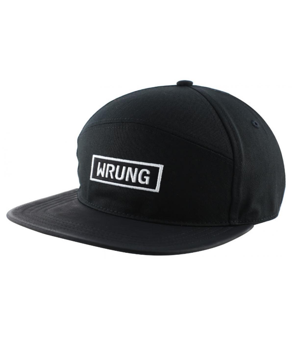visera logo rectángulo Wrung