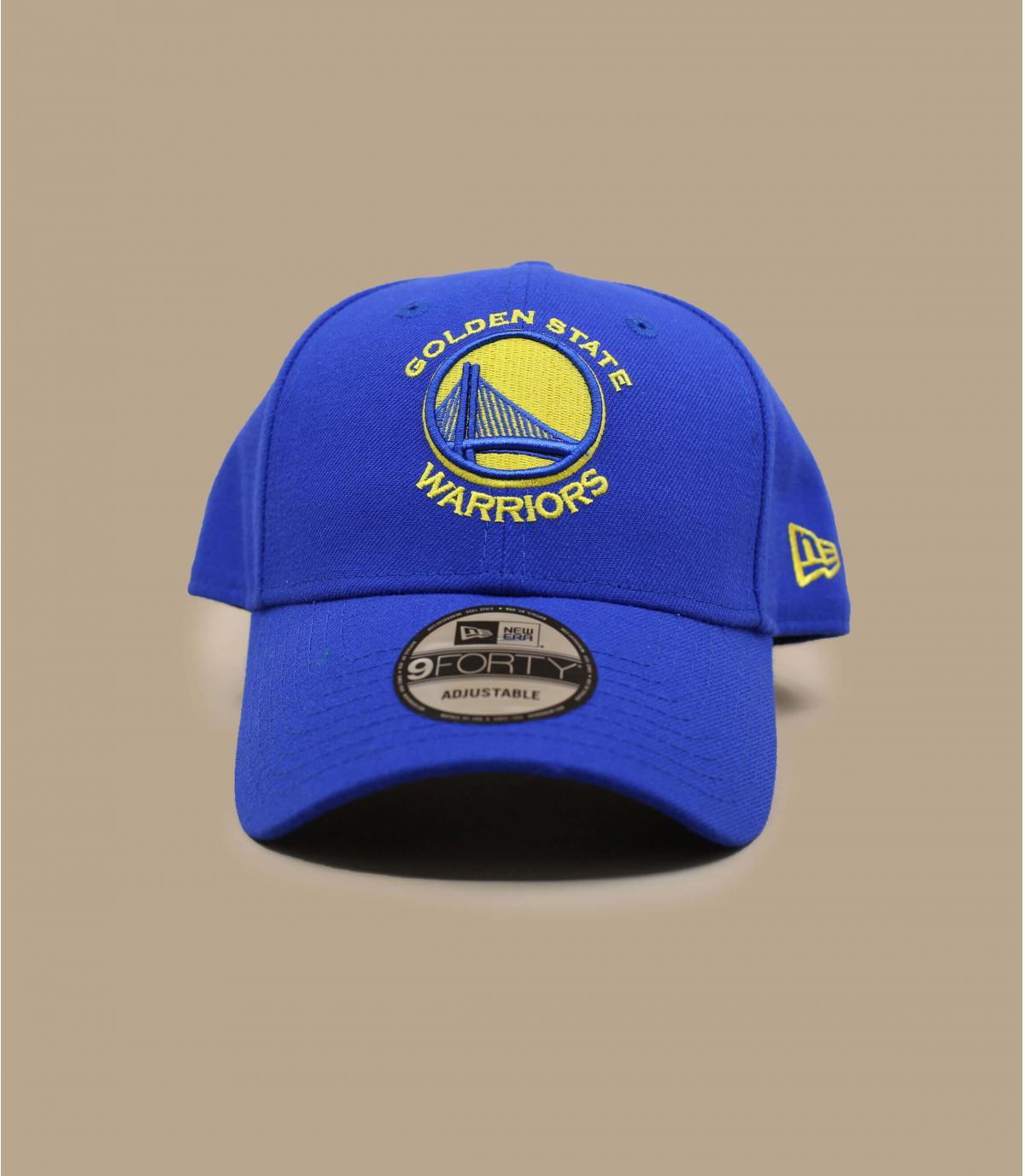 a5f7686446578 curva de tapa de Golden State NBA - Cap Golden State Warriors The ...