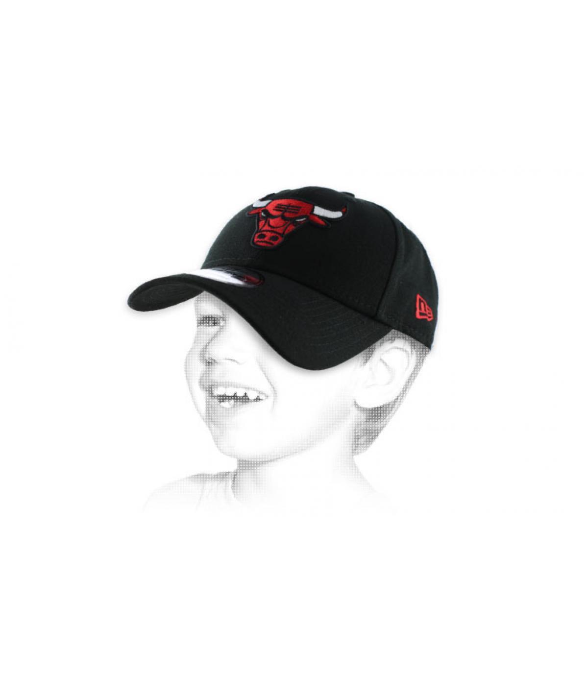 Black Bulls casquillo del niño