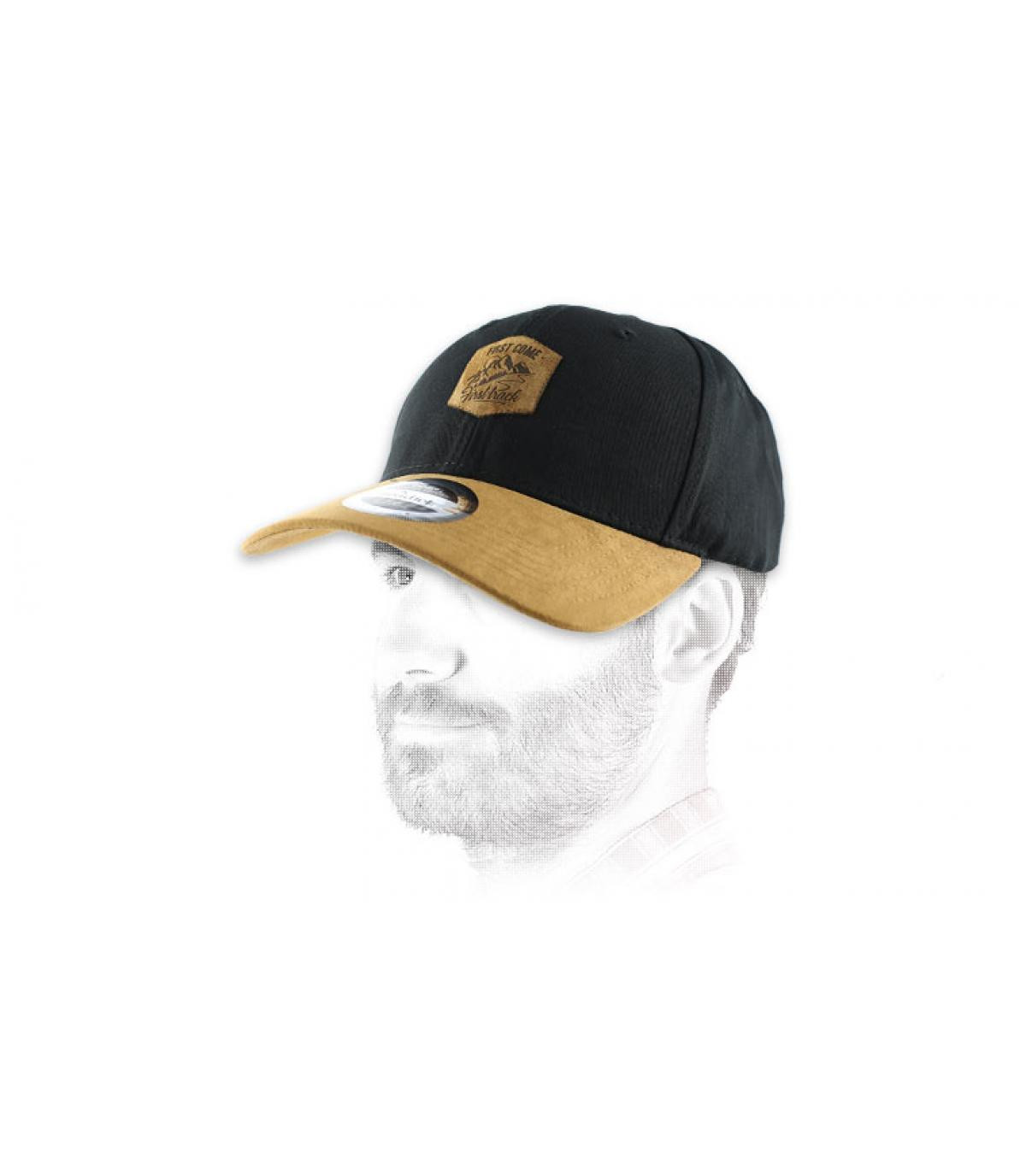 gorra negro orden de llegada