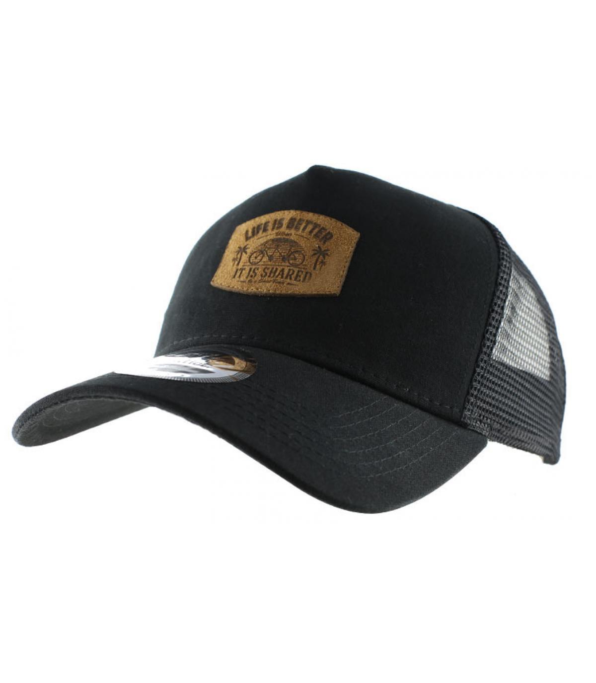 gorra negro Tandem