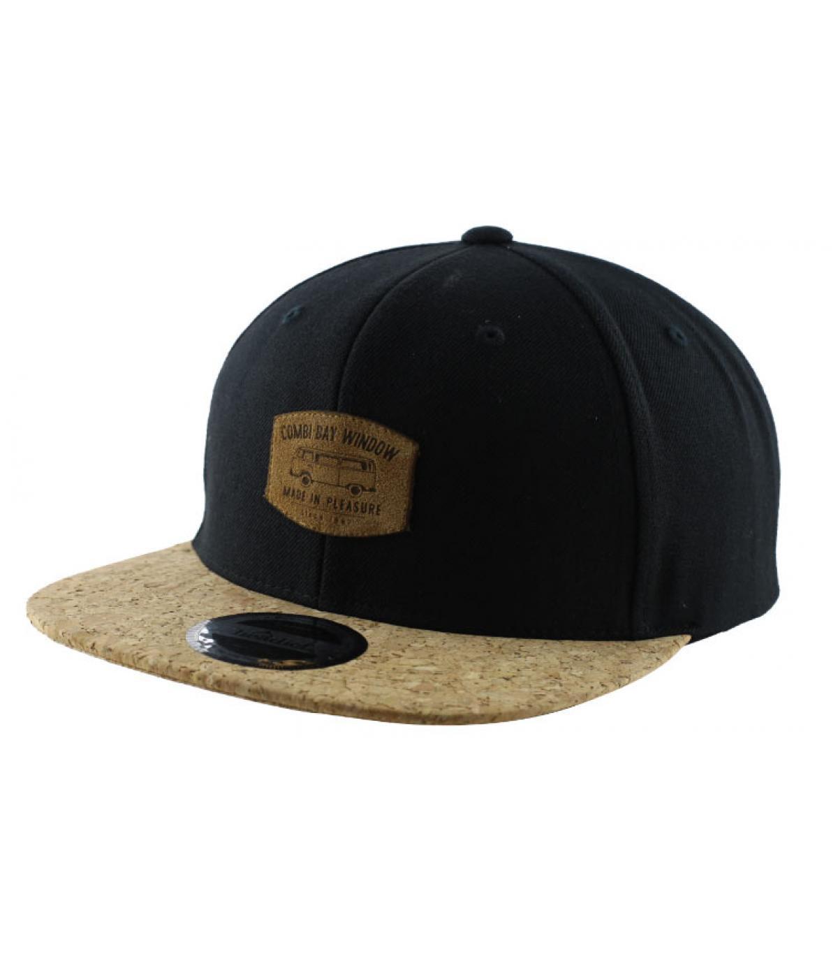 snapback negro combi