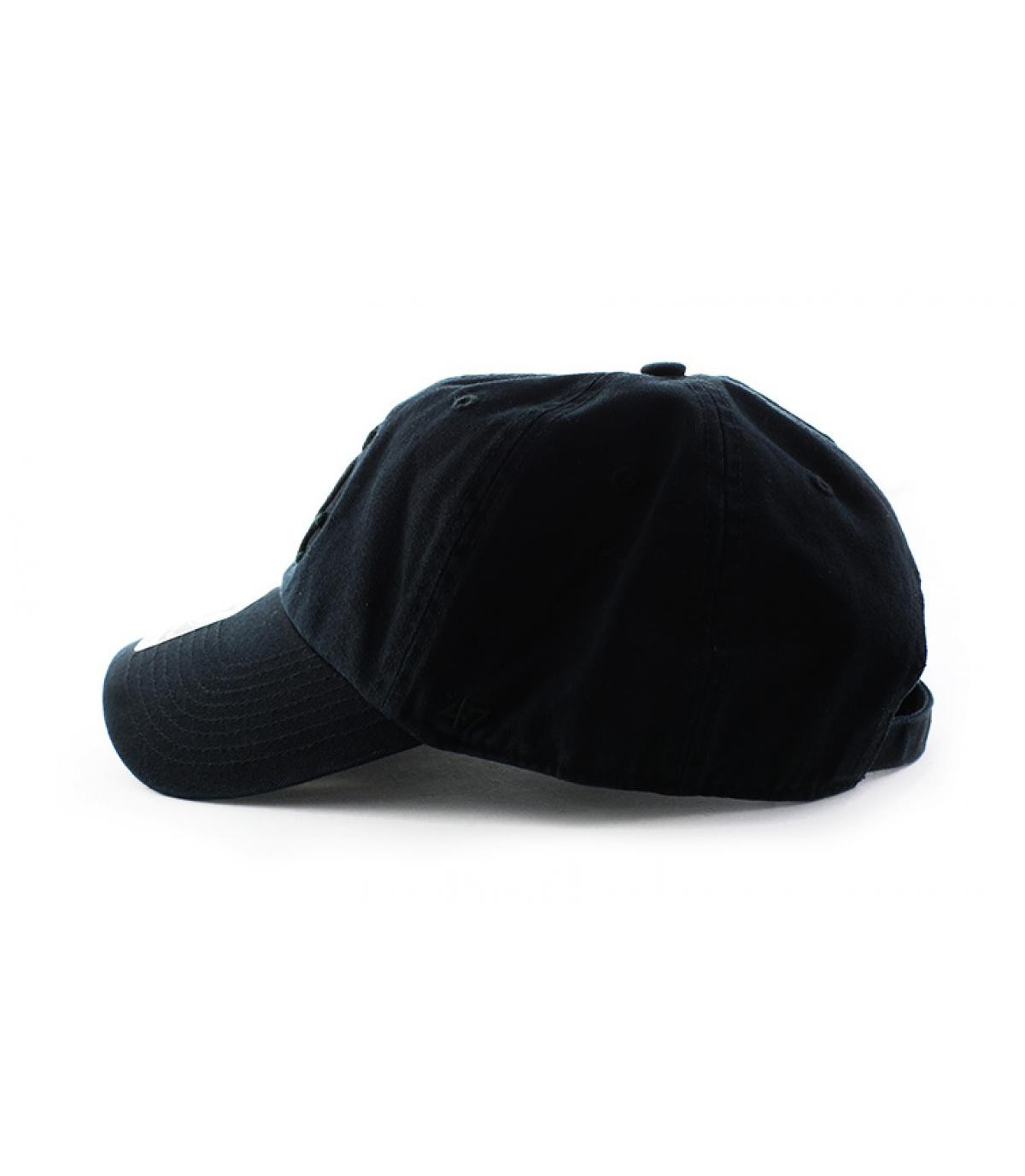 Detalles Clean Up Sox black black imagen 4